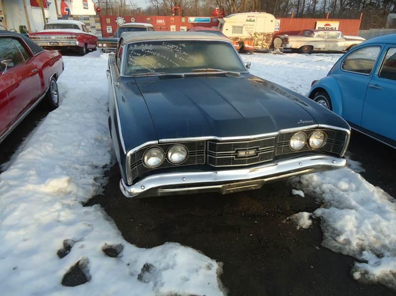 1969 Mercury Montego car for sale in Detroit