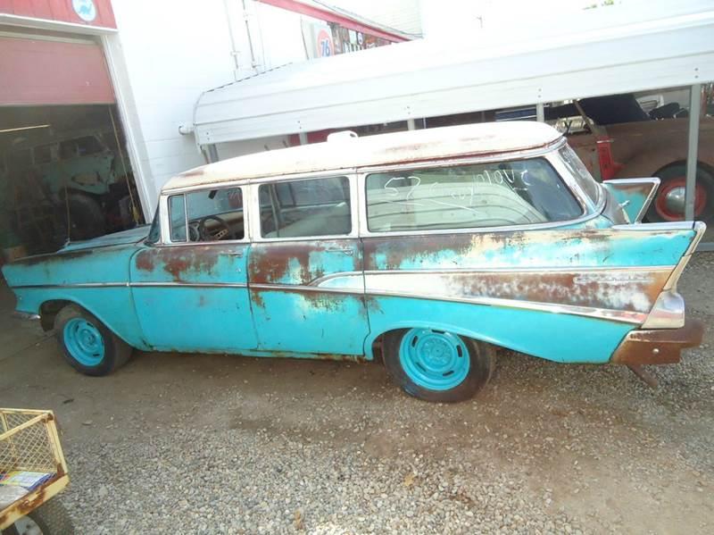 1957 Chevrolet 210 for sale at Marshall Motors Classics in Jackson MI