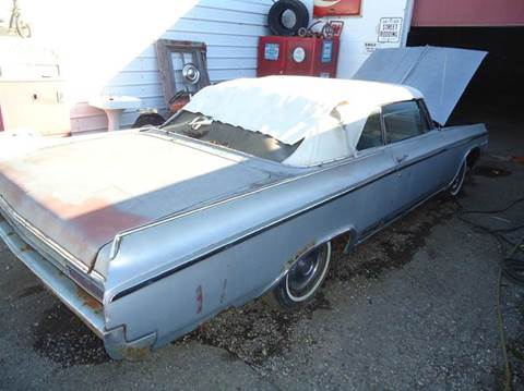 1963 Oldsmobile Super 88 for sale at Marshall Motors Classics in Jackson Michigan MI