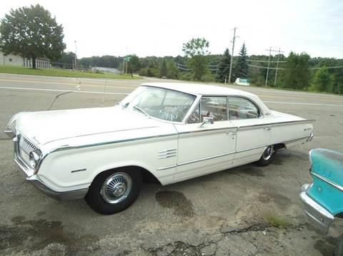 1964 Mercury Marauder for sale at Marshall Motors Classics in Jackson Michigan MI