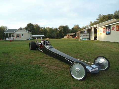 1975 dragster 1970 s for sale at Marshall Motors Classics in Jackson Michigan MI