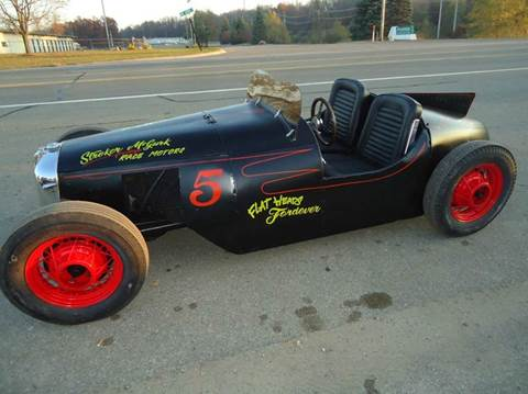 1931 f0rd  hand built   in 1965 for sale at Marshall Motors Classics in Jackson MI