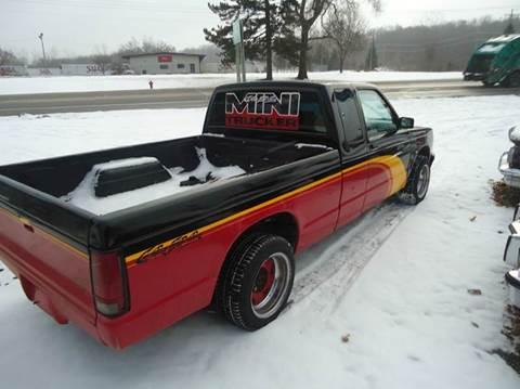 1991 Chevrolet S-10 for sale at Marshall Motors Classics in Jackson Michigan MI