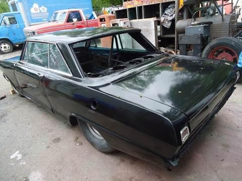 1963 Chevrolet Nova for sale at Marshall Motors Classics in Jackson Michigan MI