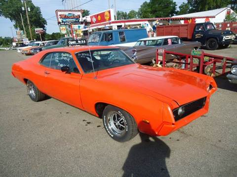 1971 Ford Torino for sale at Marshall Motors Classics in Jackson Michigan MI