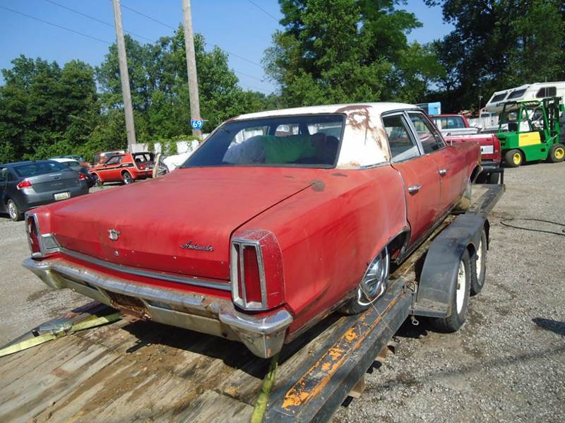1967 AMC Ambassador 2