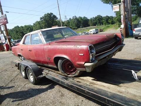 1967 AMC Ambassador for sale at Marshall Motors Classics in Jackson Michigan MI