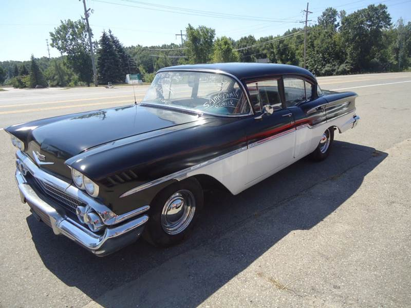 1958 Chevrolet Delray Detroit Used Car for Sale