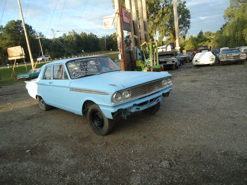 1962 Ford Fairlane 500 Detroit Used Car for Sale
