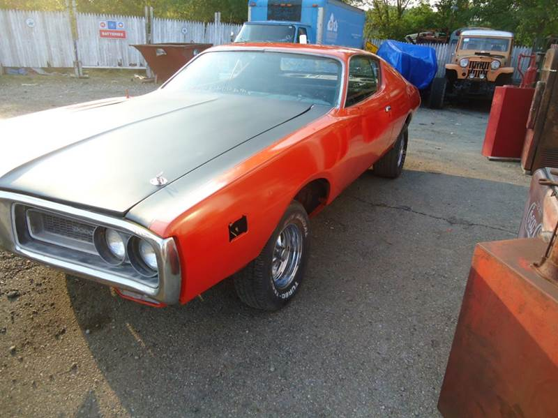 1971 Dodge Charger for sale at Marshall Motors Classics in Jackson Michigan MI