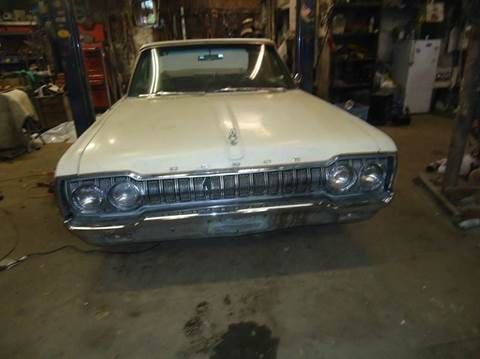 1965 Dodge Polara for sale in Jackson Michigan, MI