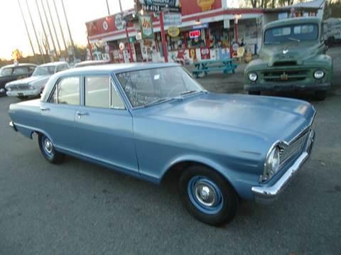1965 Chevrolet Nova for sale at Marshall Motors Classics in Jackson Michigan MI