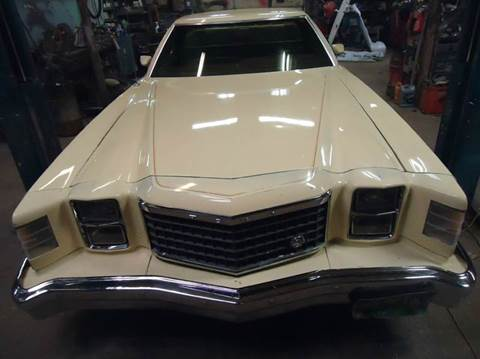 1977 Ford Ranchero for sale at Marshall Motors Classics in Jackson Michigan MI