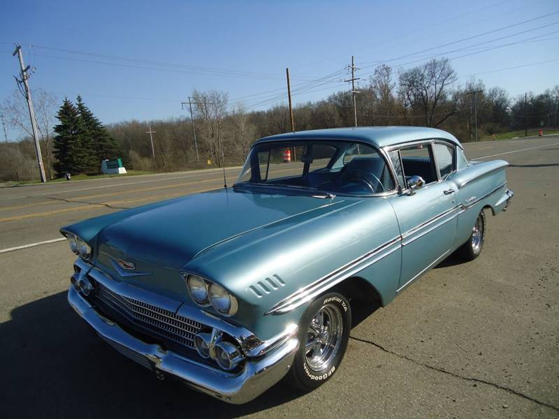 1958 Chevrolet Biscayne car for sale in Detroit