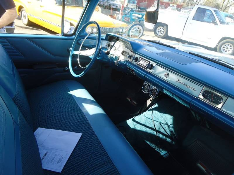 1958 Chevrolet Biscayne Detroit Used Car for Sale