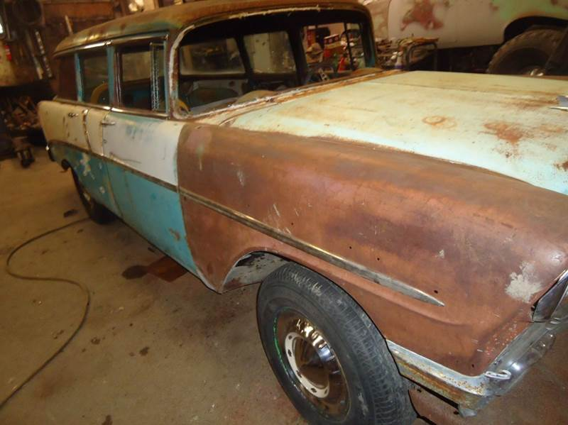 1956 Chevrolet 150 Detroit Used Car for Sale