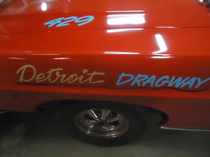 1968 Ford Galaxie 9