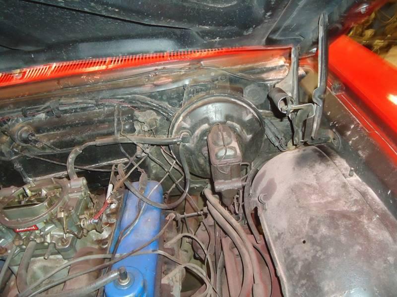 1968 Ford Galaxie 12