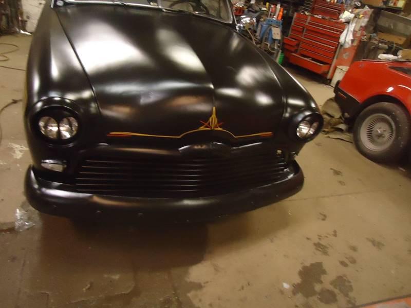 1949 2 Dr Shoebox Detroit Used Car for Sale