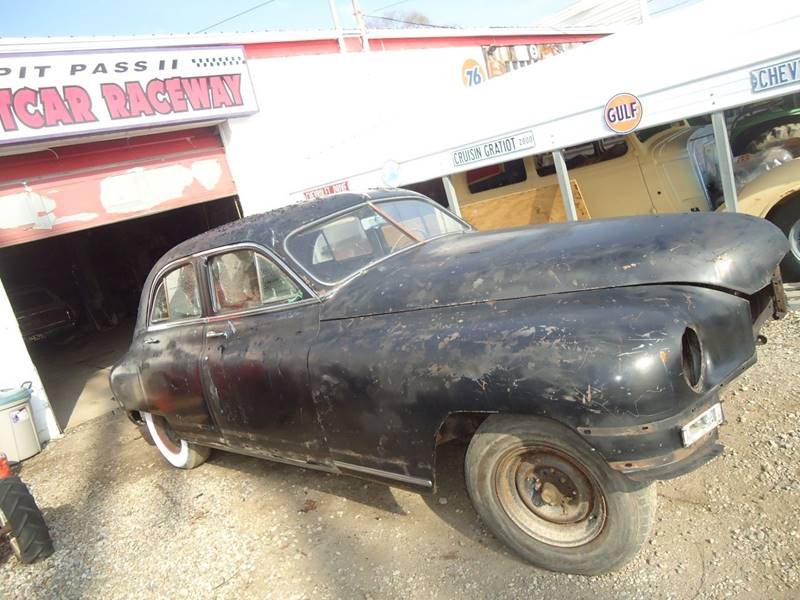 1948 Packard Clipper Detroit Used Car for Sale