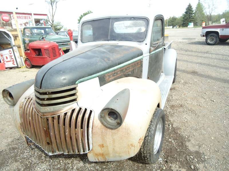 1946 Chevrolet 1/2 Ton  Short Box Detroit Used Car for Sale