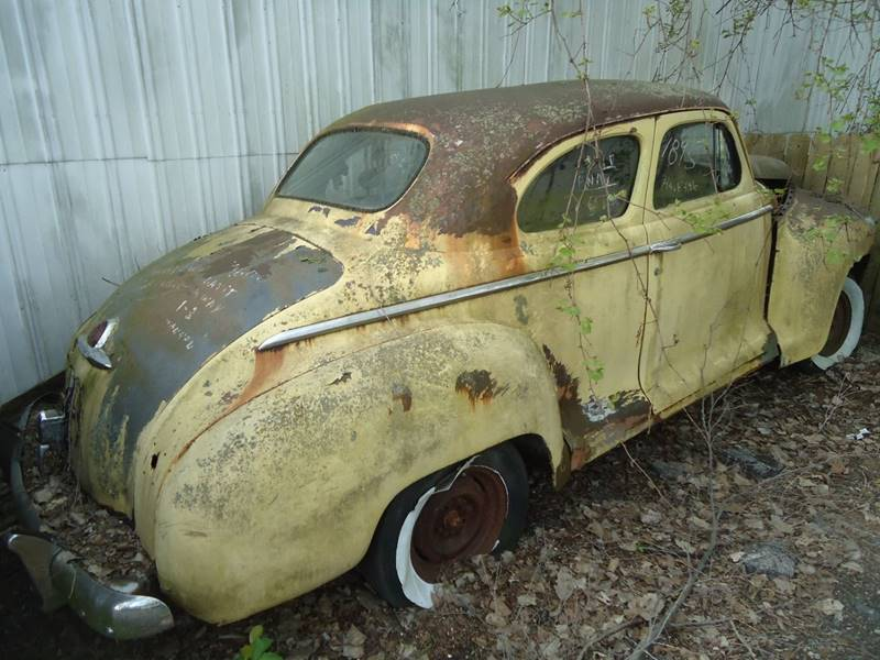 1949 Plymouth Deluxe Detroit Used Car for Sale