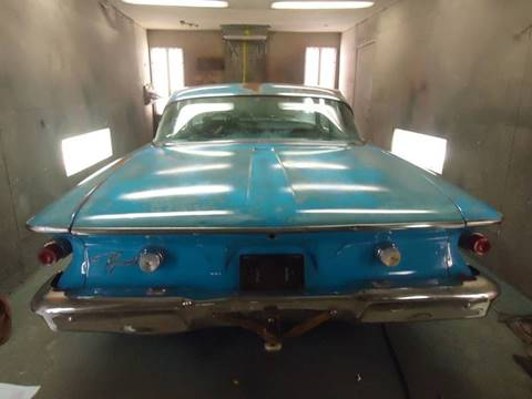 1961 Plymouth Fury for sale at Marshall Motors Classics in Jackson Michigan MI