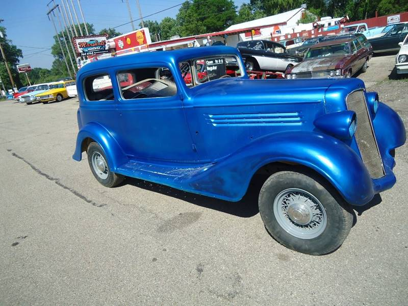 1934 Buickj 2 Dr Detroit Used Car for Sale