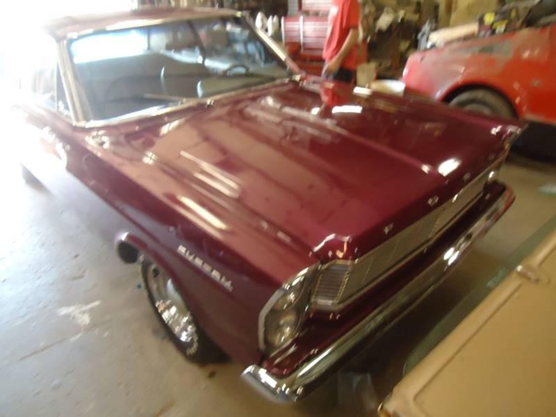 1965 Ford custom 11