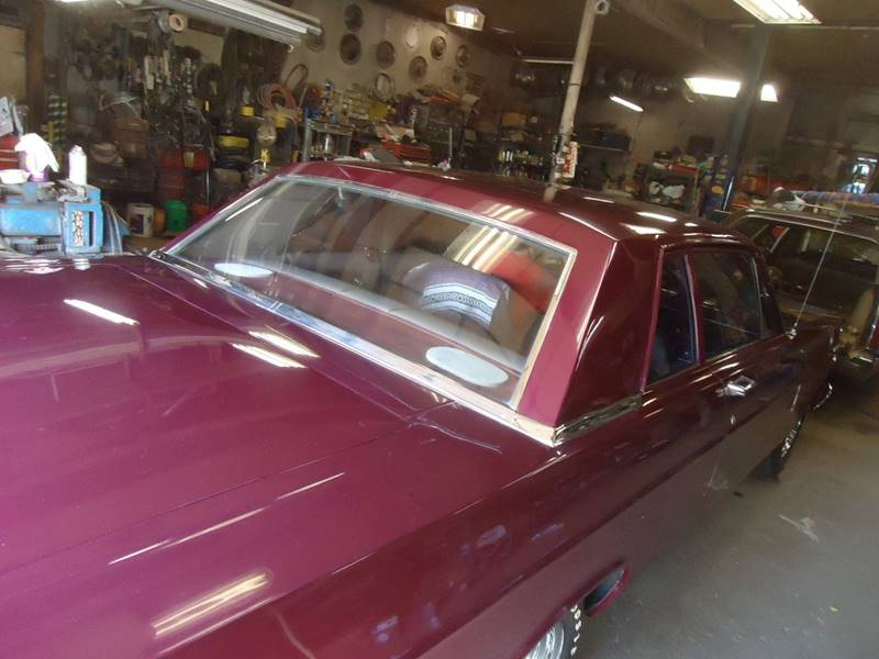 1965 Ford custom 12