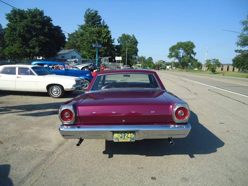 1965 Ford custom 16