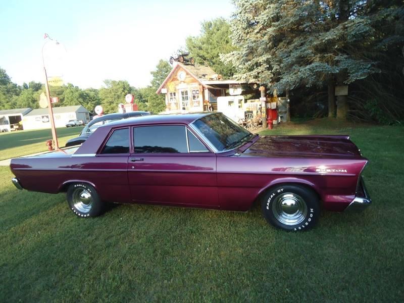 1965 Ford custom 24