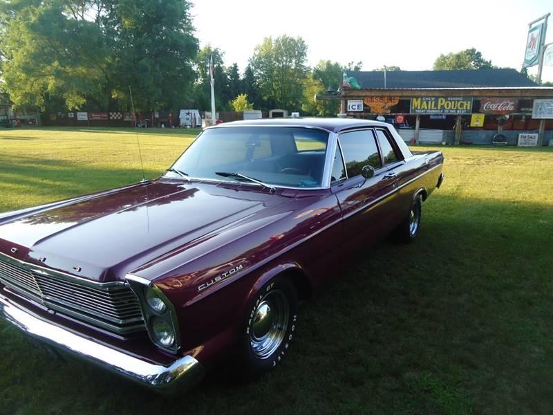 1965 Ford custom 25