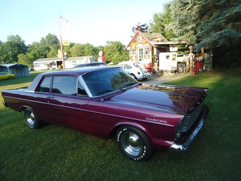 1965 Ford custom for sale at Marshall Motors Classics in Jackson Michigan MI
