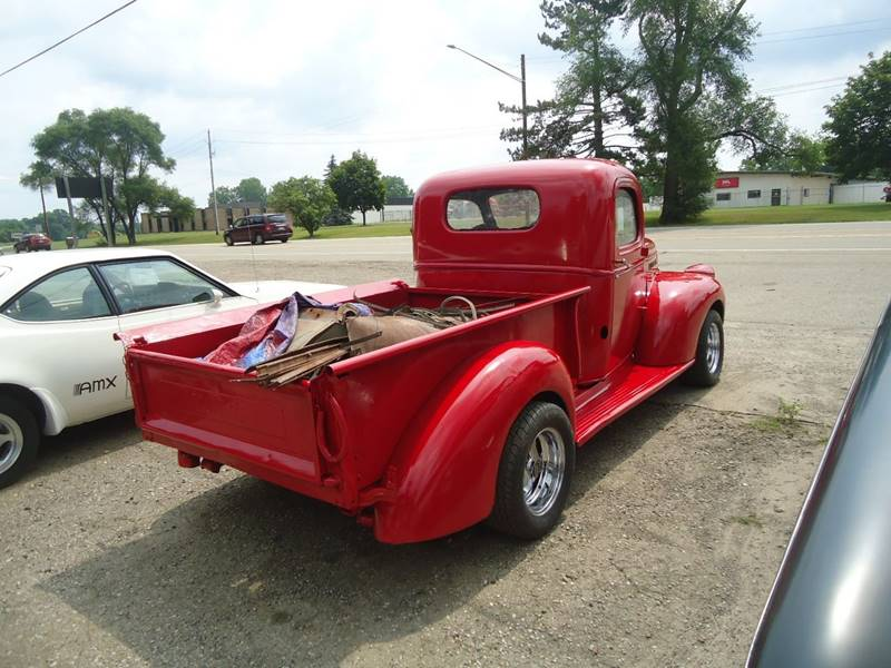 1946 Chevrolet 1/2 Ton Detroit Used Car for Sale