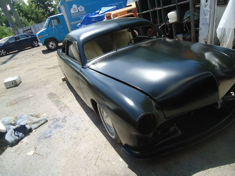 1949 Ford Chop[ Top Slammed  Low Detroit Used Car for Sale