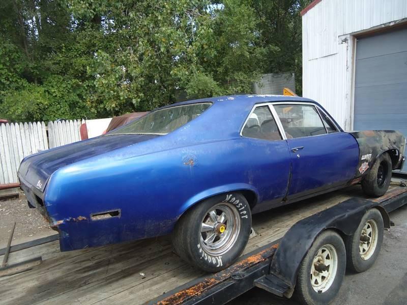 Marshall Motors Classics - Classic Cars For Sale - Jackson Michigan MI Dealer
