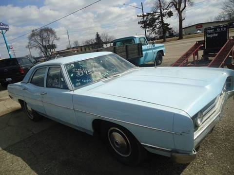 1969 Ford custom for sale at Marshall Motors Classics in Jackson Michigan MI