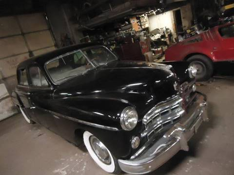 1949 Dodge Coronet for sale at Marshall Motors Classics in Jackson Michigan MI
