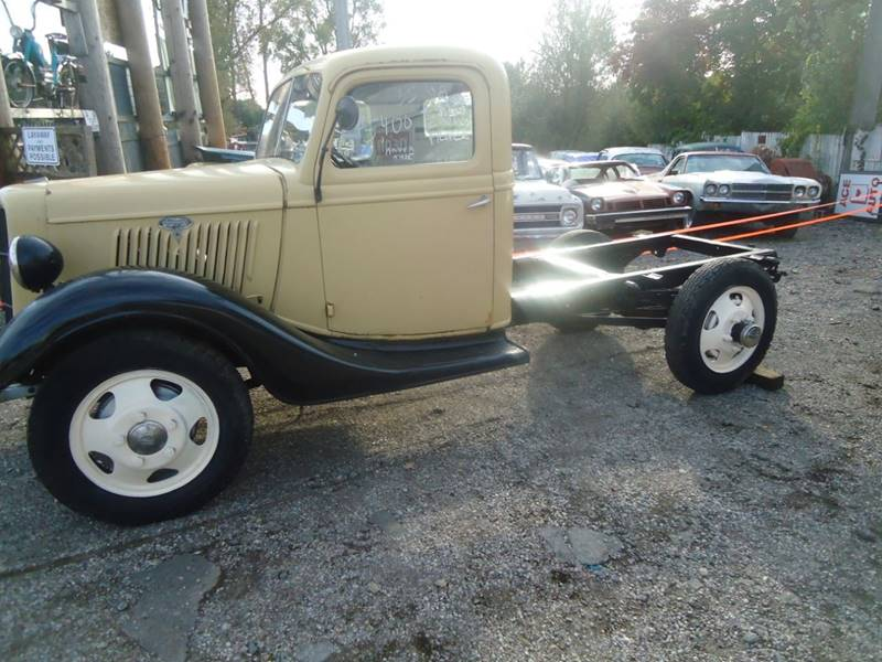1935 Ford 1 Ton car for sale in Detroit