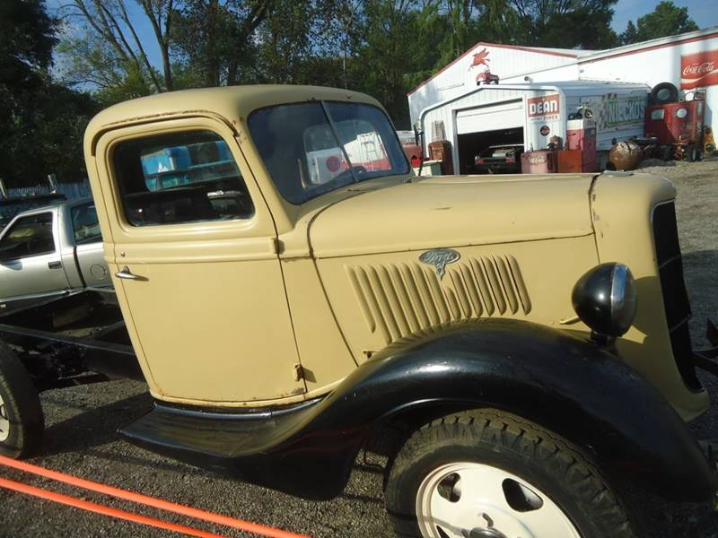 1935 Ford 1 Ton Detroit Used Car for Sale