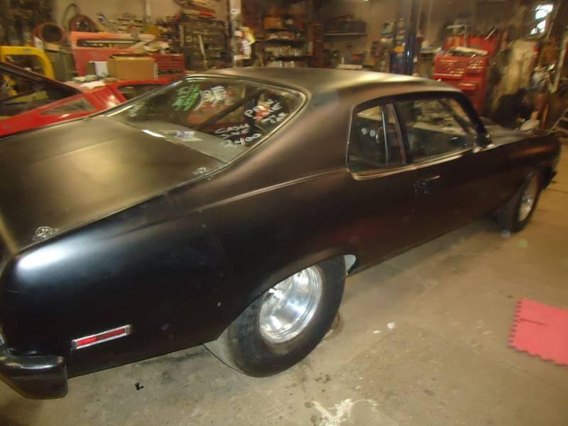 1973 Chevrolet Nova 21