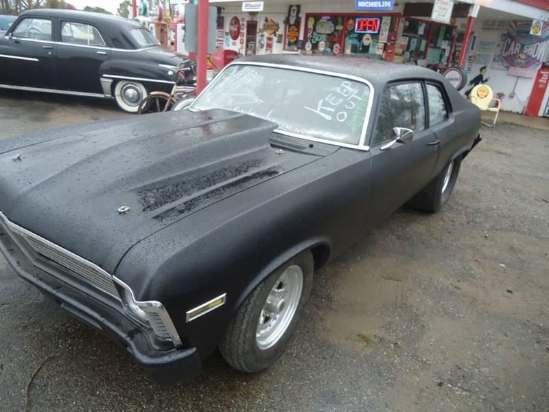 1973 Chevrolet Nova 26