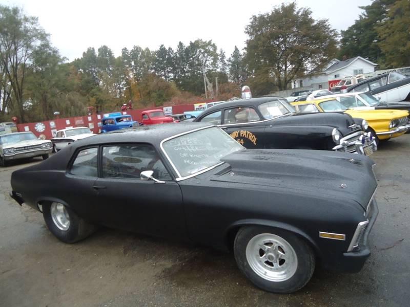 1973 Chevrolet Nova 32