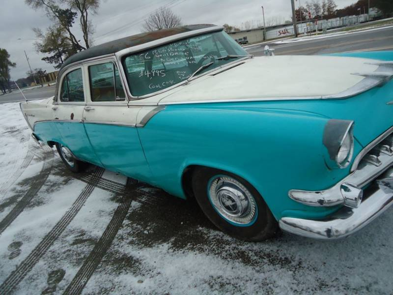 1956 Dodge Custom Royal Detroit Used Car for Sale