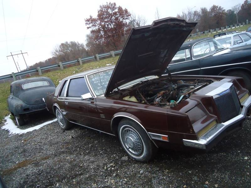 1981 Chrysler Imperial 12