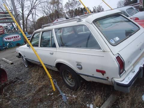 1977 Plymouth aspen for sale at Marshall Motors Classics in Jackson Michigan MI