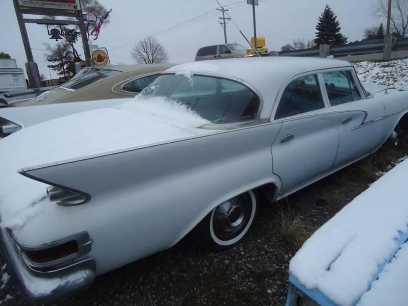 1961 Chrysler Newport 1