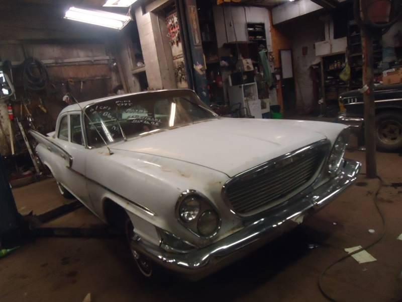 1961 Chrysler Newport car for sale in Detroit