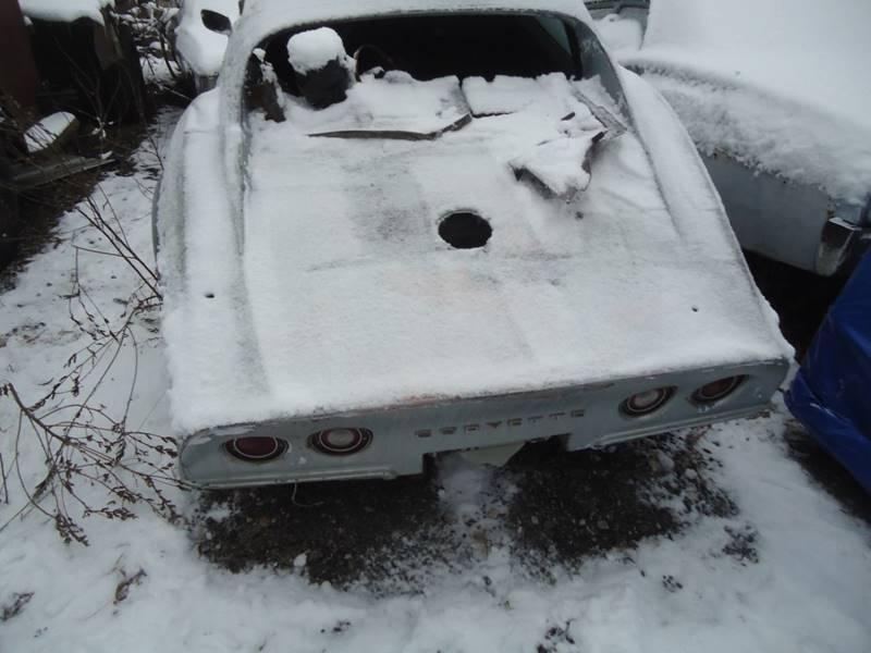 1969 Chevrolet Corvette 1
